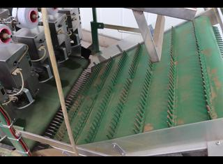 Koppert harvesting and bunching machine for radish P01106005