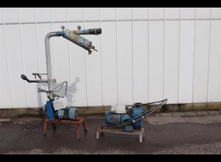 Koppert washing machine with air support P01106012