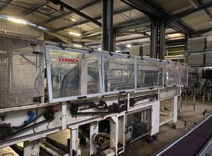 SIDEL (Combi bloc) Production line 16500 bottles / hour Abfüllmaschine - Abfüllanlage