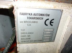 FAT TUR560 MN X 1000 Drehmaschine CNC