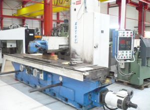 Zayer BF 3500 cnc horizontal milling machine