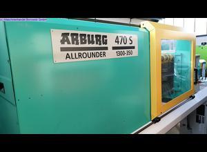 Arburg Allrounder 470 S 1300-350 Injection moulding machine