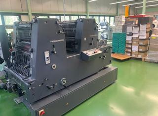 Heidelberg GTO 52 Z + P01106140