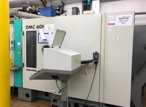 Centrum obróbcze poziome Deckel Maho DMC 60 H RS4