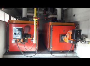 Macchina per l'energia Unical & Cuenod Chaudière T600 & CUENOD C200