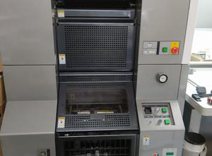Used Tedesco PRESSTEK34DI Offset four colours