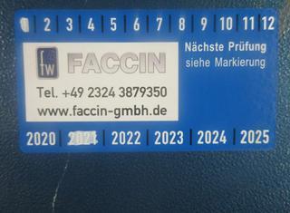 Faccin 3 HCD 4028 P01110013
