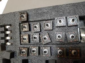 Delta Edge DE8000 FCBGA 15x15x1.5 Sondere Halbleiter Maschine