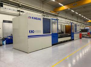 Kiheung KNC U-1000 CNC Fräsmaschine Vertikal