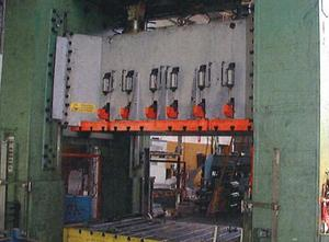 Used Rovetta 400ton metal press