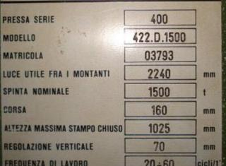 Colombo Agostino 1500ton P01112044