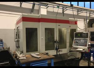 Used Quaser MV 204 ll Machining center - vertical