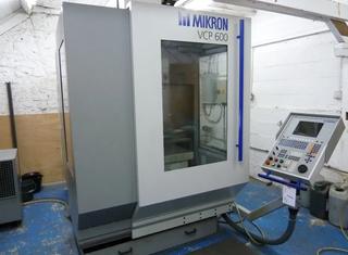 Mikron VCP 600 P01112060