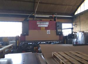 Gade 3200 X 160 Ton Abkantpresse CNC/NC