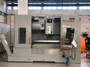Used Quaser MV 204 II / LP10 Machining center - vertical