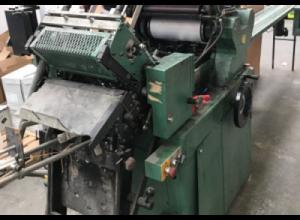 Maszyna kopertująca Halm HalmJet JP TWOD 6-D