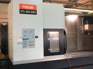 Mazak VTC800/30SR Machining center - vertical