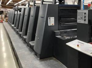 Heidelberg SM-CD-74-8-PLX Офсетная машина