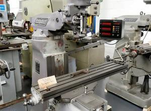 Bridgeport Turret CNC Fräsmaschine Vertikal