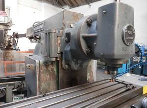 Ajax Cleveland cnc vertical milling machine