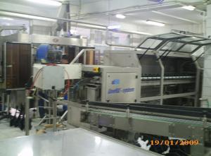 Alfill Linefill system Abfüllmaschine - Abfüllanlage