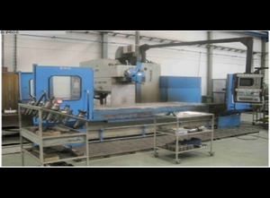 Zayer CN236 cnc horizontal milling machine
