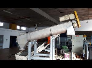 PLASTIC WASHER 500/1000 kg/h / MADE IN ITALY FRICTION WASHER   Recycling machine