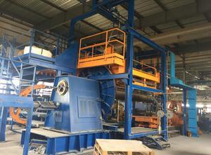 Maszyna do przetwórstwa tworzyw sztucznych VEM 300-2600 mm