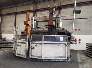 CKD Blansko SK25 Karusselldrehmaschine CNC