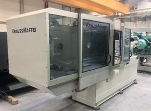 Krauss Maffei KM 125-700 C2 Injection moulding machine
