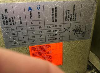 Karl Mayer RSE 4-N1 P01118065