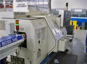 Soustruh cnc Okuma LT10M ‐2S