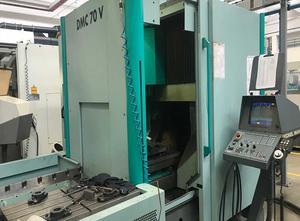 Used Deckel Maho DMC 70 V Machining center - vertical