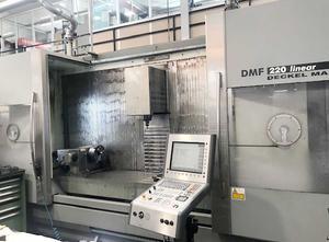 DMF 220 LINEAR Вертикальный обрабатывающий центр