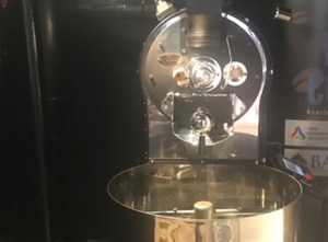 Stroj na pražení kávy Toper TKMSX-10