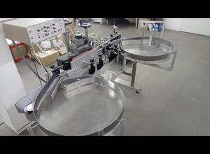 BBK Rapid 120 Etikettiermaschine