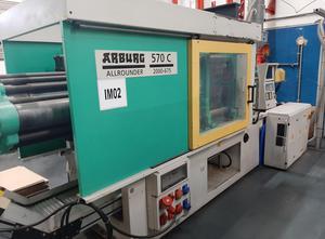 Used Arburg 570C 2000-675 Injection moulding machine