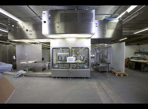 Bausch+Ströbel FAU6000 - DHT3670 - RTF 1000 - WPS 5070 - RVB 4090 Ampullen- / Fläschenfüllmaschine