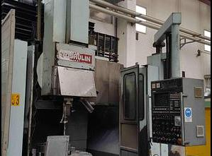 Used TOS SKIQ 12 CNC vertical turret lathe with cnc