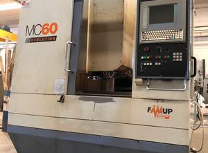 Famup MU60 E Bearbeitungszentrum Vertikal