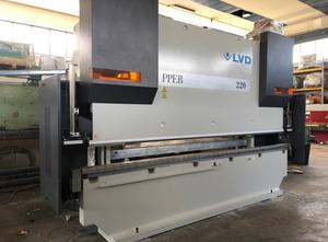 Used LVD PPEB 220 \ 42 Press brake cnc/nc