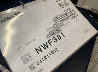 ACMA NWF-381 P01119135