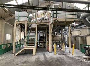 MORTON FKM 3000D Powder Mixing Plant