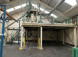 MORTON FKM 1200D Powder Mixing Plant