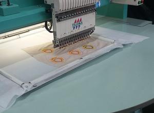 Tajima TMFX Stickmaschine