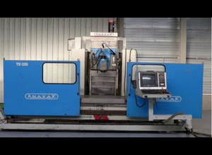 ANAYAK VH-2200 cnc vertical milling machine