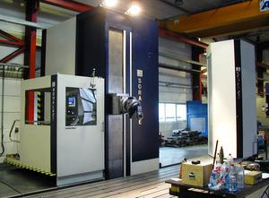 Frezarka uniwersalna CNC Soraluce FS 8000