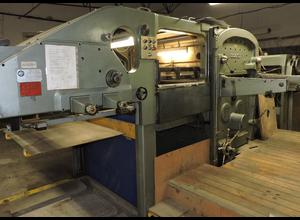 Bobst SP 1260 E Die-cutter