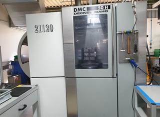 Deckel Maho DMC 50 H P01120082