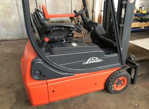 Used Linde E14-02 Electric forklift